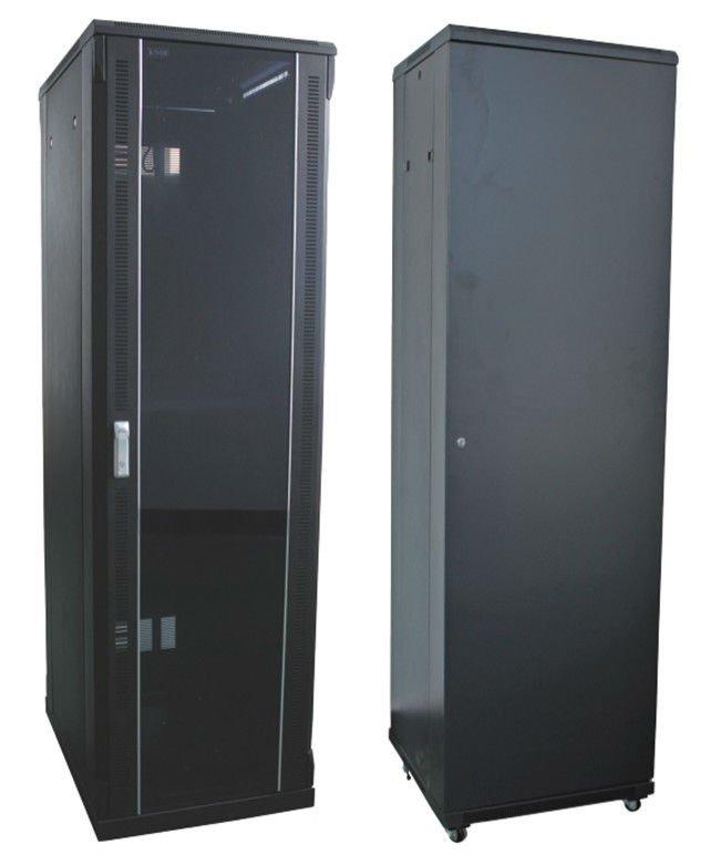gabinetes de piso gabinete de piso 42u 600mm ancho x