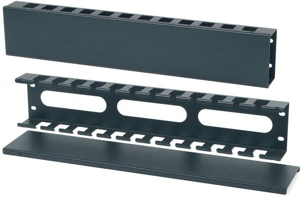 Organizadores de Cable : Organizador de cable de 2U Cat 10 Cable